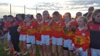 U14 A LEAGUE WINNERS 2016