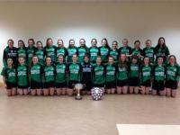 St.Vals U16A County Champions 2014