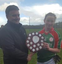 MID CORK LEAGUE 2016 BALLINORA CAPTAIN