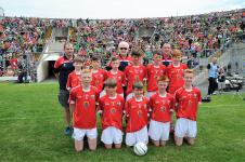 Primary Game Boys Football V Kerry 2017