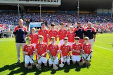 Primary Game Hurling V Waterford 2017