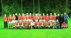 Intermediate Footballers, 2015