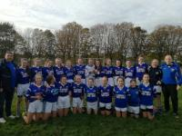 U15 GIRLS-COUNTY CHAMPIONS