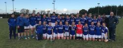 Ladies Cup Winners