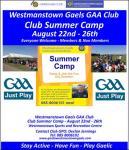 GWG Kids Camp Aug 2016