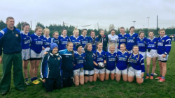 Minor Ladies Shield Winners