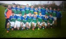 St Catherine's U16 League Champions