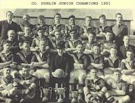 1951 junior champions