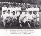 1971 County Junior Hurling Champions Bandon