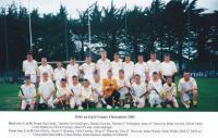 2001 Bandon U14 Feile Na Gael Team