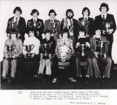 1973 Club Annual Award Night