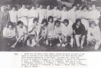 1974 Bandon Minor Hurling Team