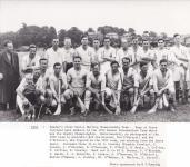 1953 First Senior Hurling Championship Team