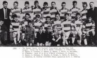 1966 WC Junior 2 Football Champions Bandon