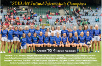 All Ireland Intermediate Champions 2019