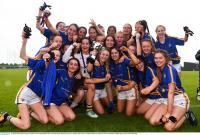 u-17 All Ireland Blitz Winners 2019