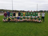 Winners of West Cork junior B Semi Final 13 Sept 2020