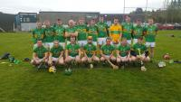Randal Og Junior B Hurling Team