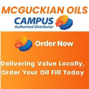 McGuckian Oils