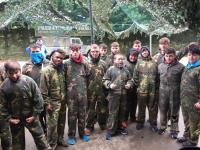 Paintballing in Tralee