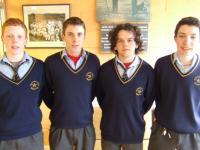 West Cork Schools Maths Quiz 2008