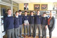 Cork Schools' Junior Cert History Quiz 2016