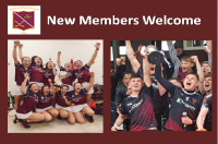 New Members Welcom