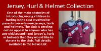 Jersey Helmet Hurl Collection