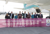 GHSC partnership launch with Aer Lingus