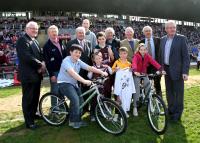 Bike Winners 25th March 2012