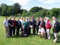 image_Sod Turning of New Mini Pitch Castlebar