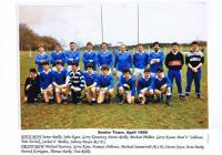 Senior Team 1990
