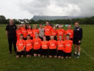 Girls Gaynor Cup U12