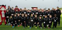 u12 sligo leitrim squad at showgrounds