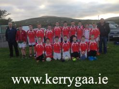Kilgarvan/Tuosist U14 team