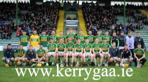 The Kerry Senior Hurling team that retained Div1B status in AHL for 2017