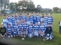 U13 Champions 2012