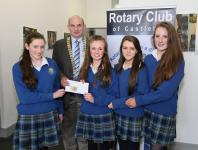 St Josephs win third Prize