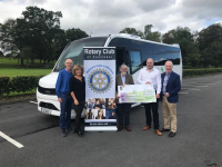 Cancer Care West Supported by Rotary Castlebar