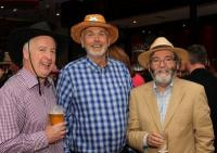 Three Cowboys at Wild West Party Presidents Night 2010