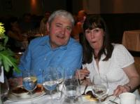 Kevin & Molly Burke at Pat Gallagher Presidents night