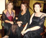 Rotary District Conference 2007 - Vivienne Kyne, Sharon Sheehy & Yvonne Horkan