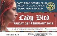 Lady Bird Rotary Film Premiere