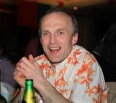 Paul Egan at Rio Carnival President Night 09