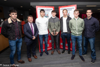 Presentation of Inter-County Medals 2018