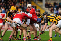 Kilkenny vs Cork 27.01.2019. Photo Courtesy of John O' Brien