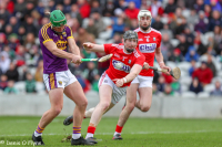 Cork vs Wexford . 03.02.2019. Photo Courtesy of Denis O' Flynn