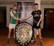 Rochestown Park Hotel Division 1 Football league launch 04.02.2019 Photo Courtesy John O' Brien
