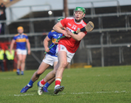 Cork vs Tipperary National Hurling league 10.03.2019. Photo Courtesy of George Hatchell