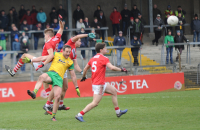Cork vs Donegal  - National Football League . 16.03.2019  - Photo Courtesy of George Hatchell